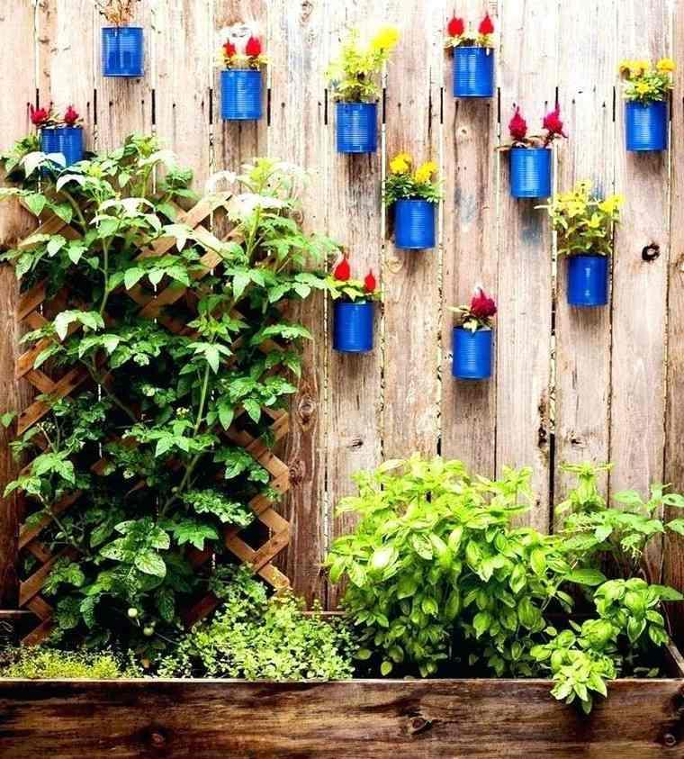 idée déco jardin facile extérieur diy idée projet