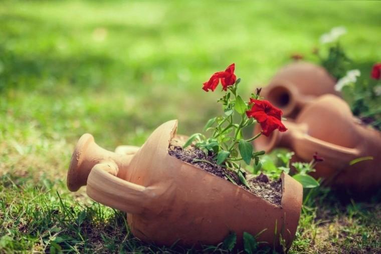 idée déco jardin facile
