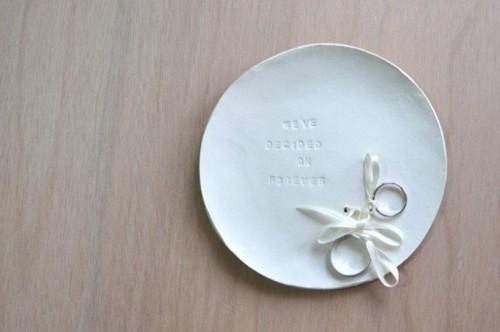 20 idées pour une décoration de mariage DIY