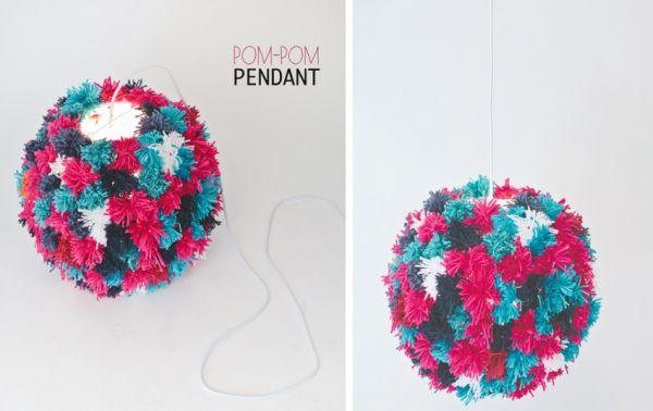 pompon-laine-pour-deco-lampe