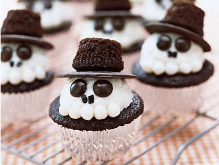 Halloween-Cupcakes-mini squelette