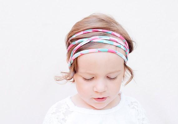 DIY – Un adorable bandeau à faire en un clin d'œil