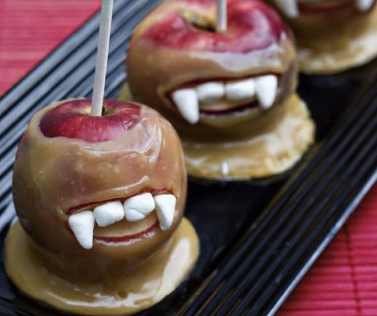 Pommes-au-caramel-Vampire