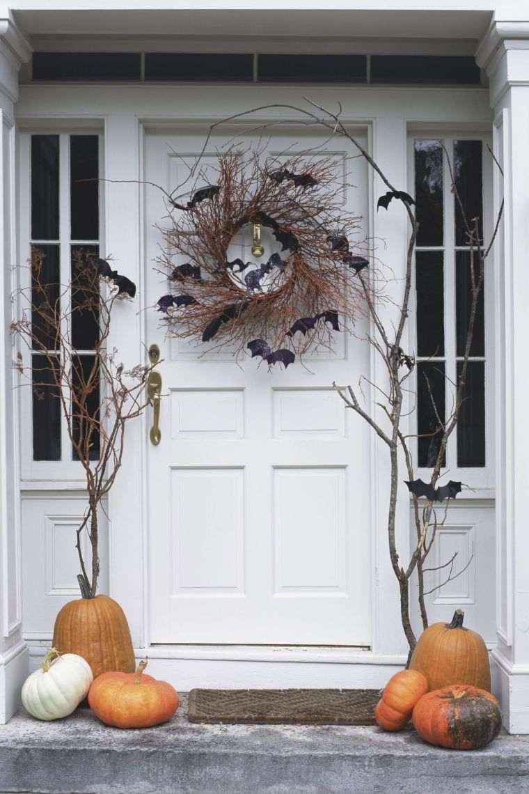 couronne-halloween-deco-de-porte-effrayante