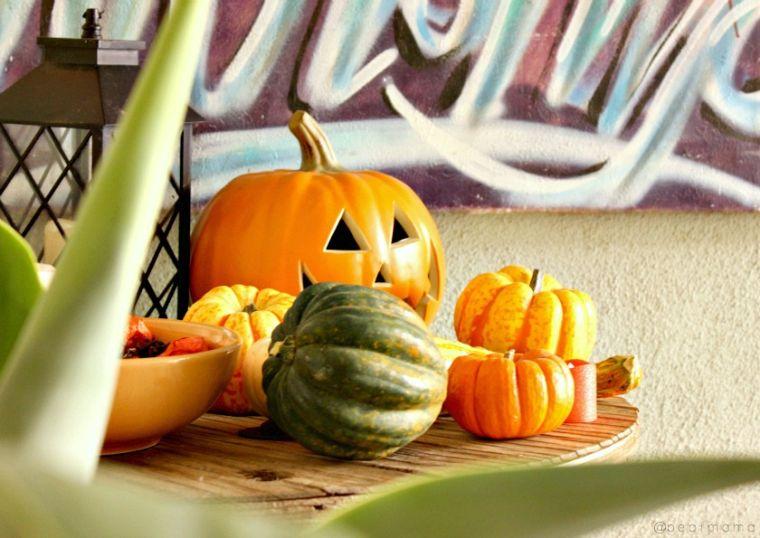 idee-de-deco-halloween-composition-citrouilles