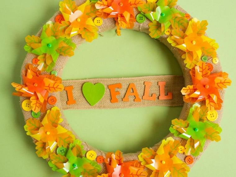 loisirs créatifs automne