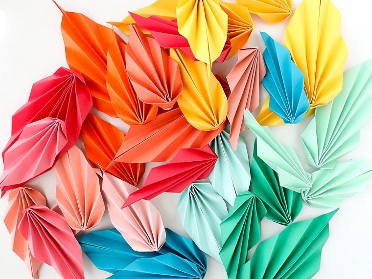 activité automne origami