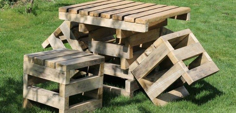 mobilier de jardin pas cher diy idées