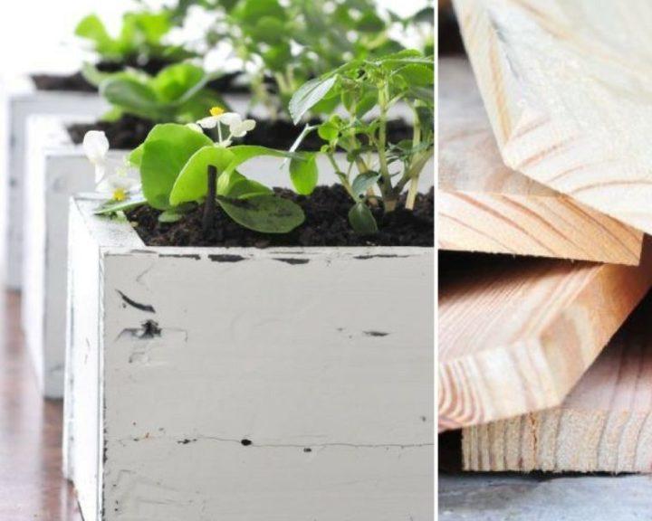 Comment faire un jardinière palette de bois DIY, notre tuto facile vous donne toutes les réponses !