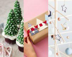 Activités manuelles Noël à réaliser entre copines pour préparer votre DIY déco de fête