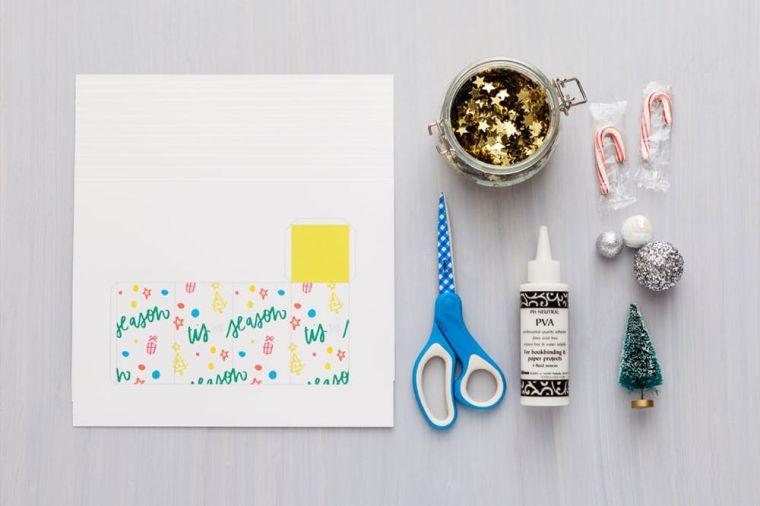 calendrier de l'Avent DIY papier-facile-idee
