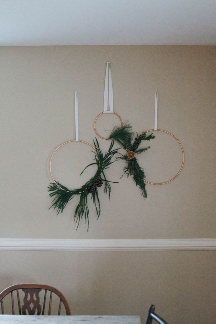 décoration de noël à fabriquer pour adultes