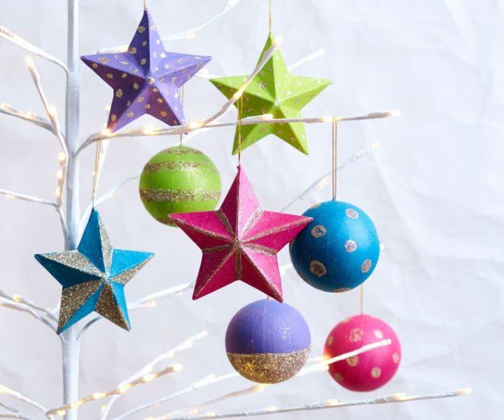 DIY déco Noël enfant en 5 projets créatifs pour vous amuser en famille !