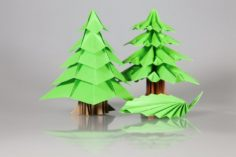 Décoration de Noël à fabriquer en papier facile