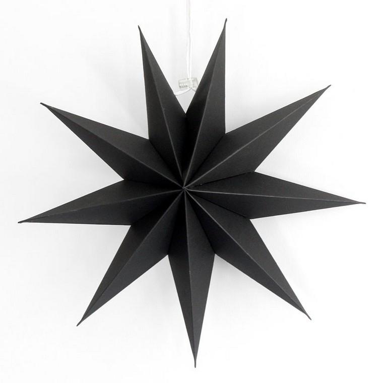 étoile noire diy