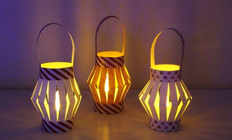 fabriquer-une-lanterne-de-noel-en-papier