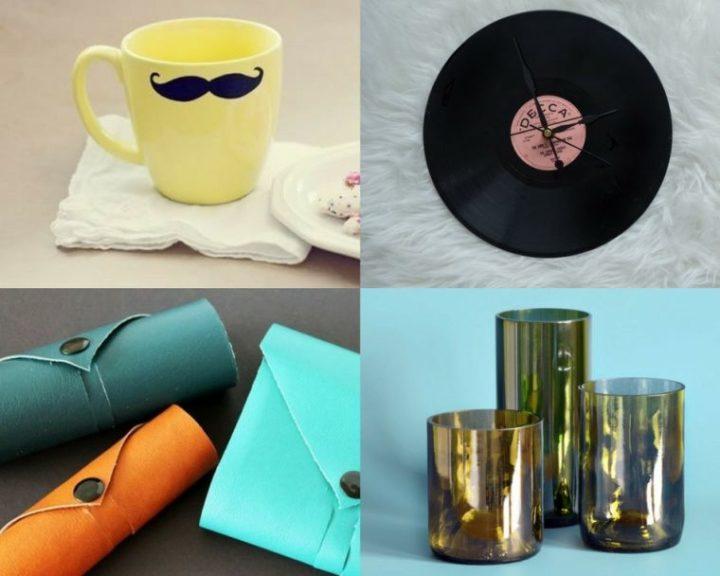Idée cadeau Noël pour papa à faire soi-même en 5 projets DIY uniques