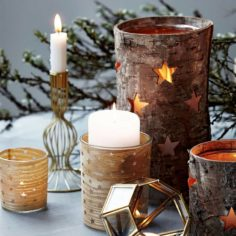 DIY bougie Noël : sélections de quelques projets originaux