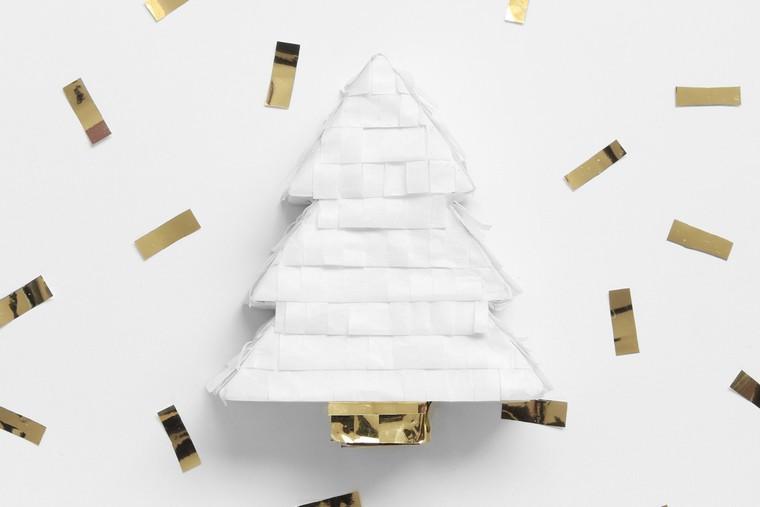 décoration de noël à fabriquer pour adultes scandinave déco noël minimaliste