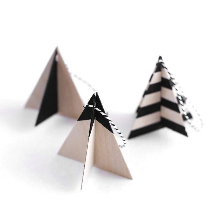 Décoration de Noël à fabriquer pour adultes : sélection d'idées pour une belle déco de Noël DIY