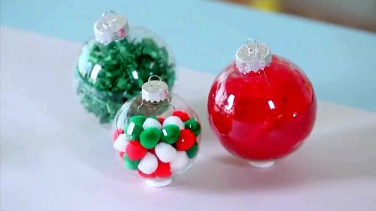 boules de Noel idee