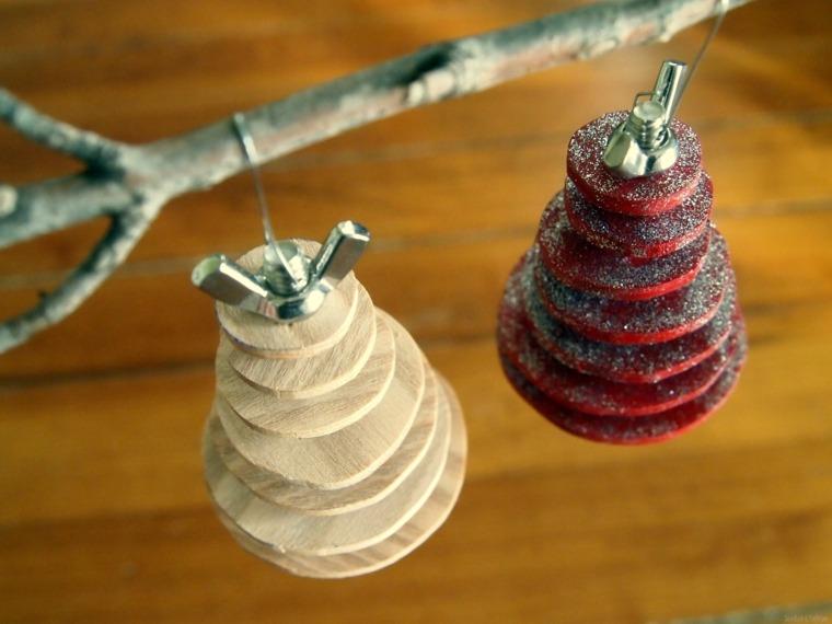 décorations de Noël DIY bois