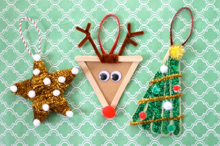décorations de Noël idee DIY