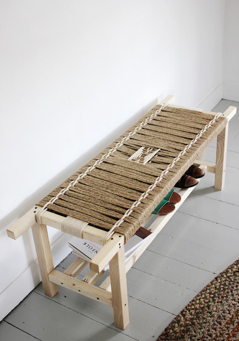 banc-tisse-bois-design-fabriquer