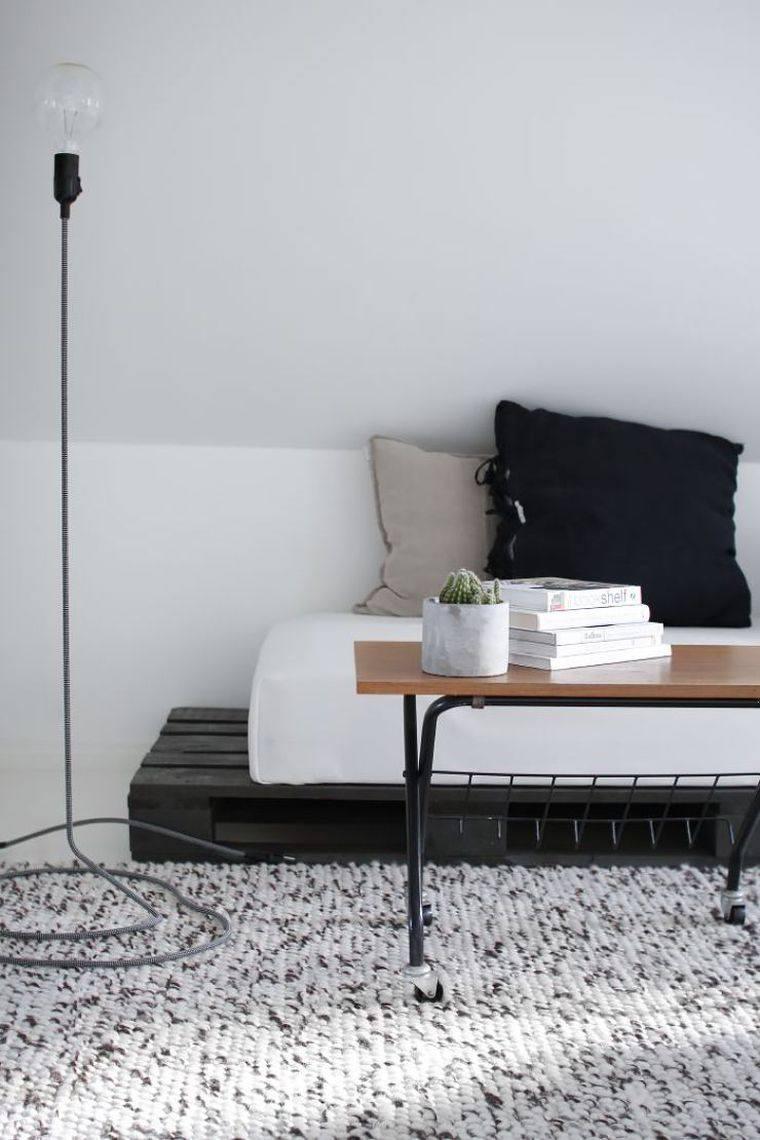 meuble de palette fauteuil design decoration recup bois