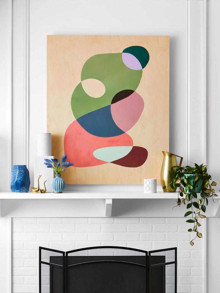 Comment faire une peinture d'art moderne avec un aérosol