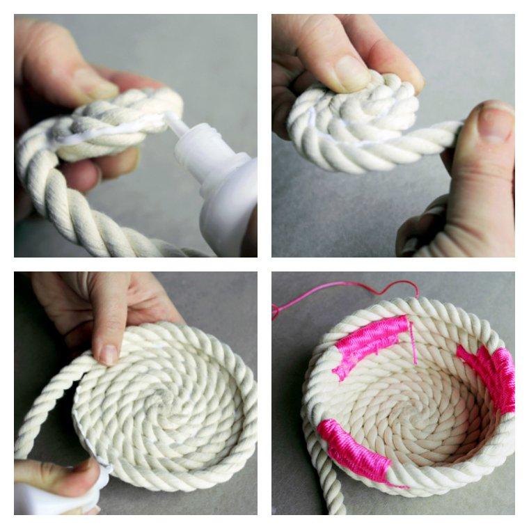 activites manuelles corde facile diy deco