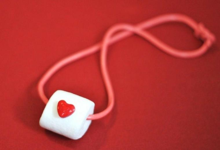 collier diy idée saint valentin original idée diy bricolage cadeaux