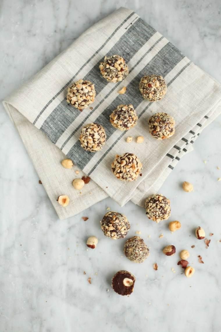 cadeau saint valentin bonbons chocolats idée diy recette