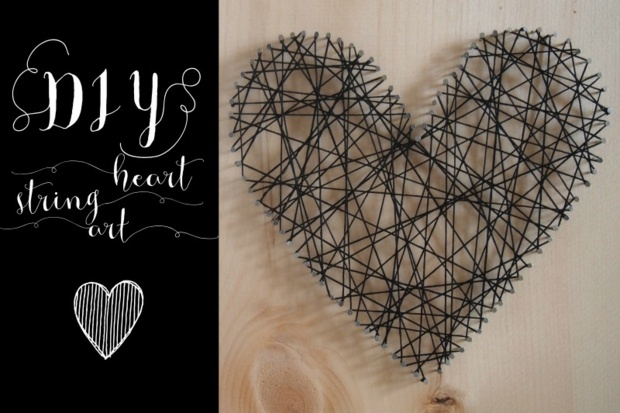 Que faire ce week-end ? Projet DIY pour la St Valentin
