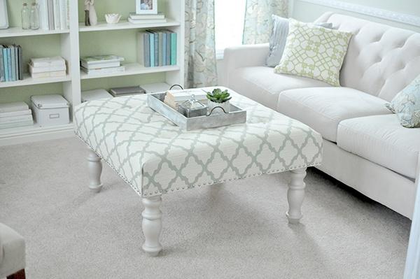 Table basse en style ottoman
