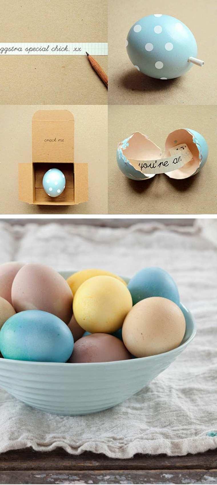 activité manuelle pour Pâques idee interessante