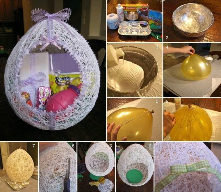 activité manuelle pour Pâques idee