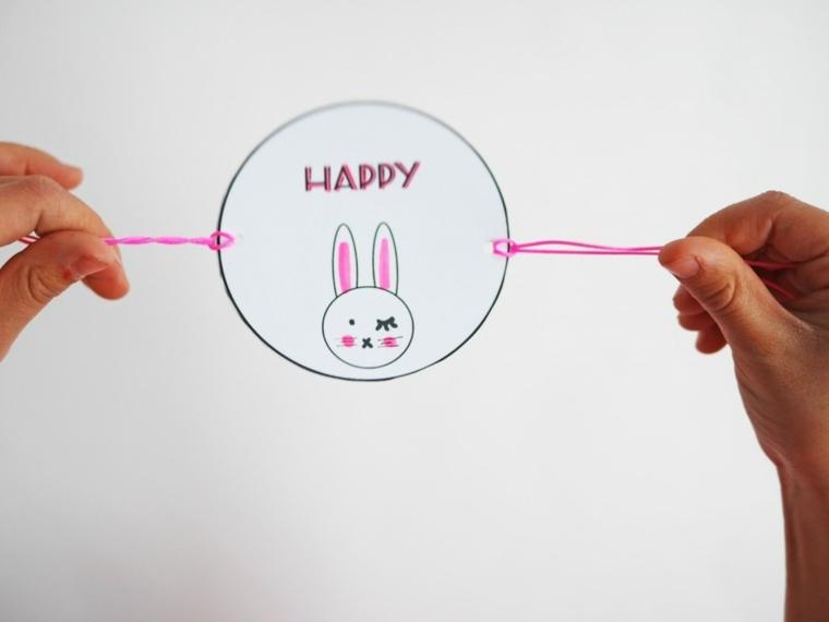bricolage papier activite enfant fete de Pâques