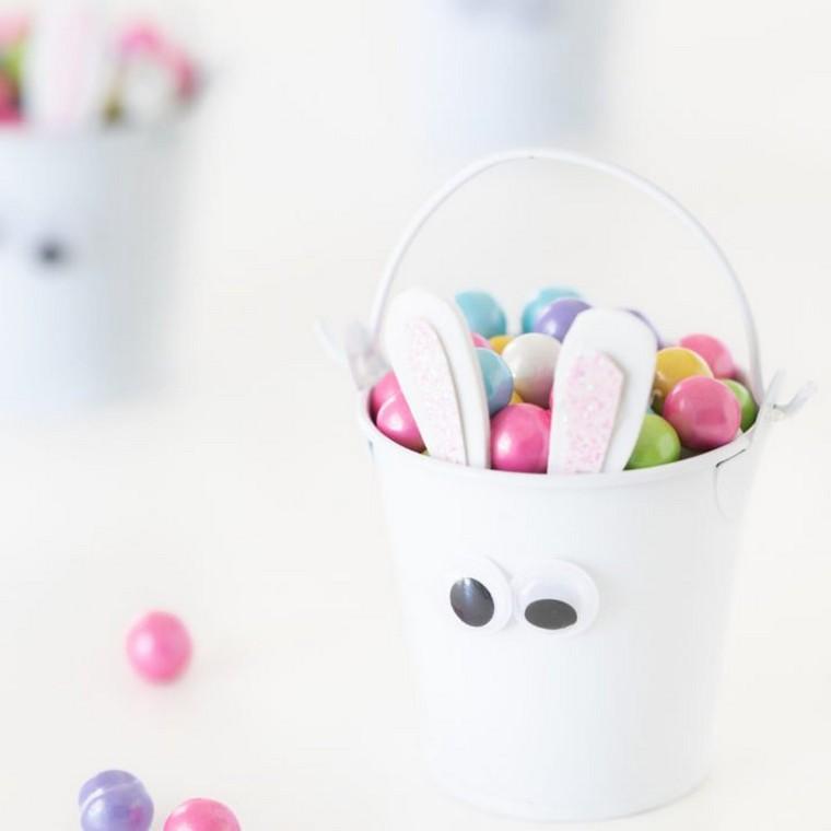 œufs de Pâques coloriage décoration