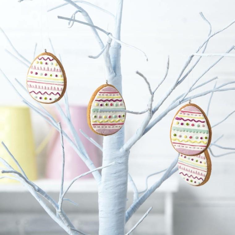 enfant décoration de pâques