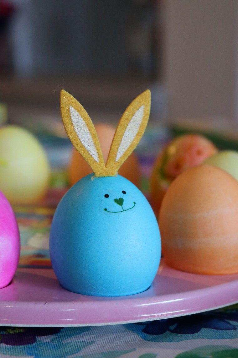 oeufs déco idées pour Pâques DIY