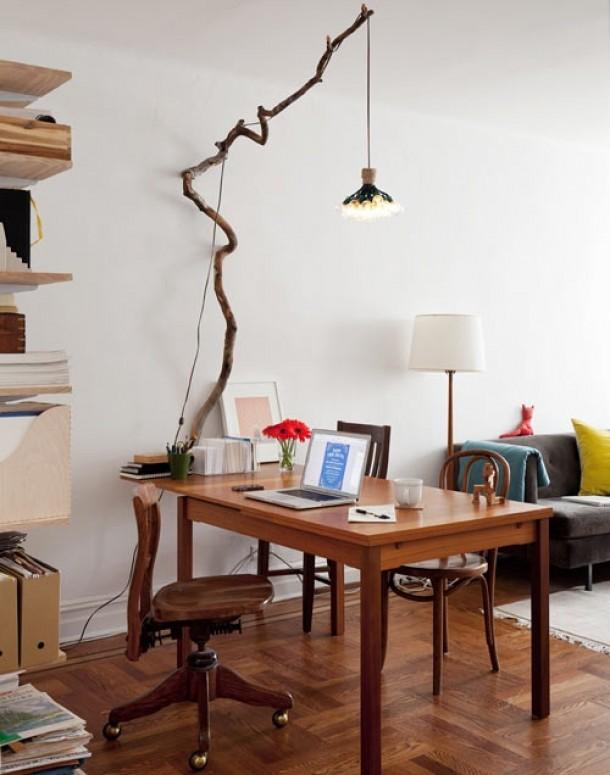 idées-de-déco-lampe-DIY-bois-originale-bureau