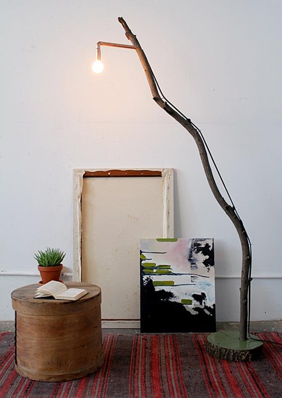 idées-de-déco-lampe-poser-DIY-bois