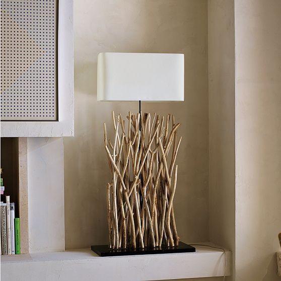 idées-de-déco-lampe-poser-bois