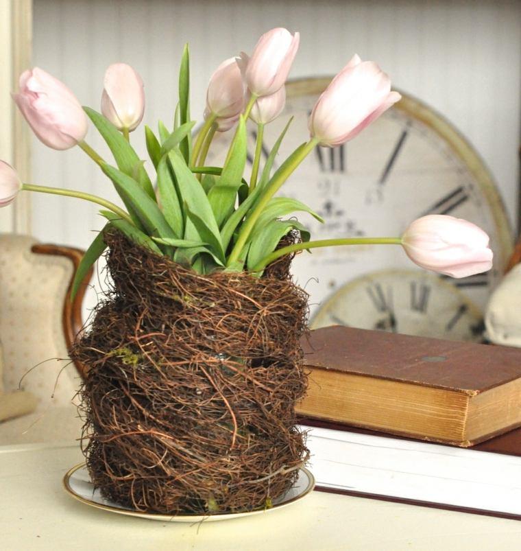 idees paques decoration printemps