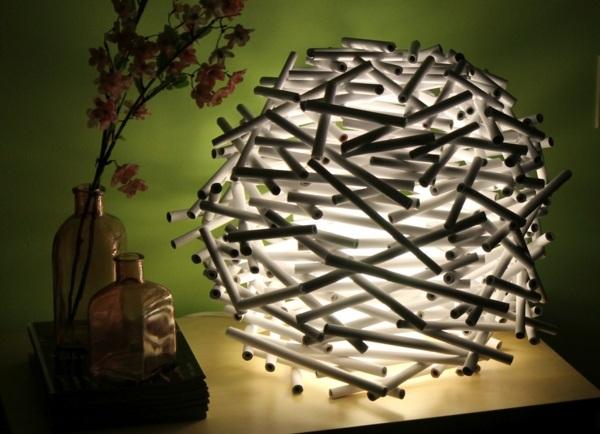 lampe DIY design