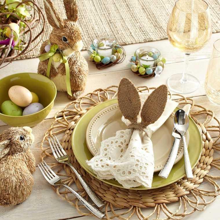 décoration pour pâques à fabriquer soi-même