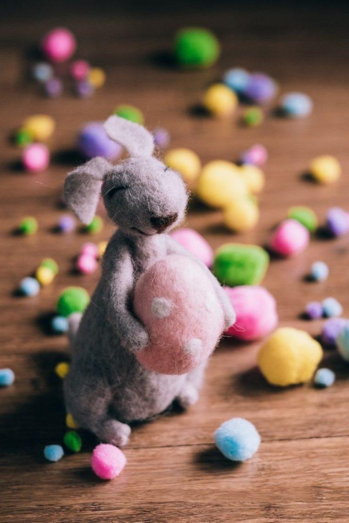 Décoration pour Pâques originale à faire soi-même