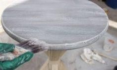 Patiner un meuble en bois – les techniques de DIY faire vieillir