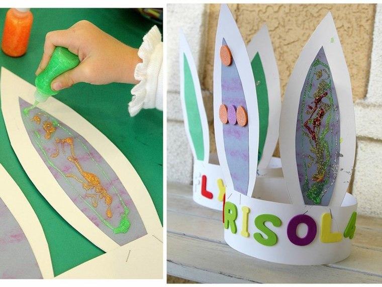 projet paques bricolage enfants